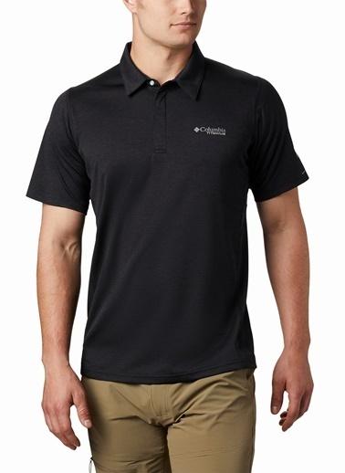 Columbia Tişört Siyah